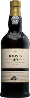 Dow's Porto Tawny 40 Year 750ml